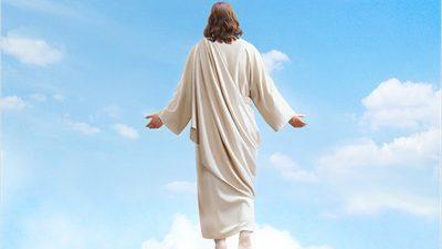駕著白雲,耶穌,彌賽亞,重返肉身