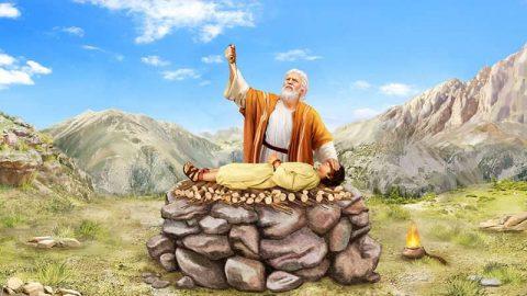 亞伯拉罕,以撒,燔祭,欣慰,愚昧,真心