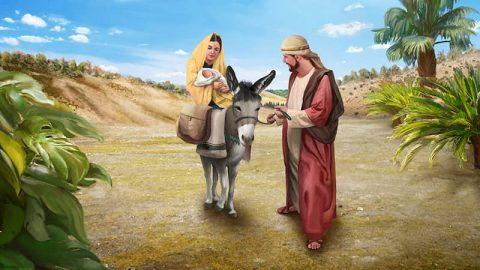 馬利亞,以馬內利,希律王,耶穌基督