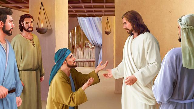 復活,多馬,牽腸掛肚,牽掛