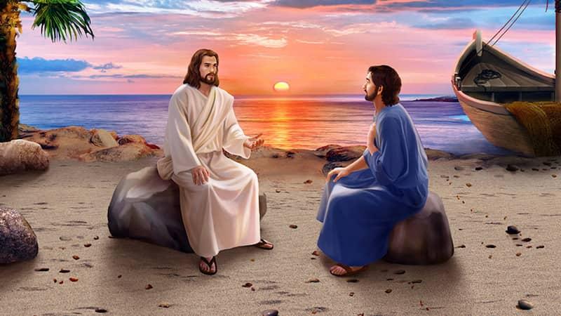 聖經故事,耶穌,彼得,十字架
