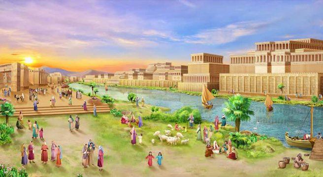 聖經故事,耶和華,蓖麻,憐憫