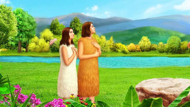 耶和華神,聖經,吩咐,警告,亞當,夏娃,善惡