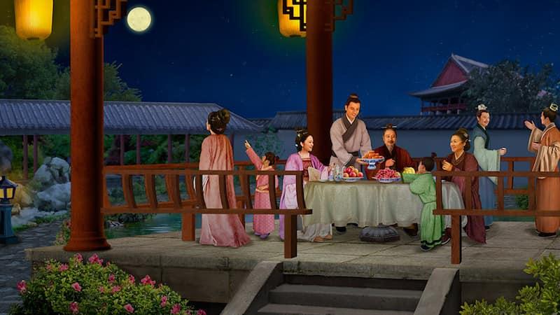 傳統文化,敗壞,祖宗,祭拜,教導,撒但,節日