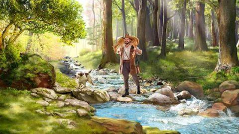 萬物,制定,規律,打獵,養育,生存,生活