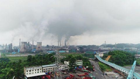 社會現象:空氣污染已是人類過早亡的第四大主因