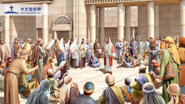 耶穌講葡萄園的故事-得工價的比喻