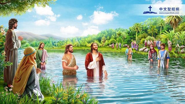 主耶穌作工的紀實