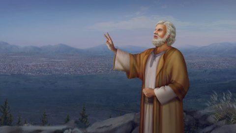 神要毀滅所多瑪和蛾摩拉