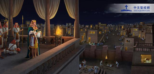 埃及眾長子被滅
