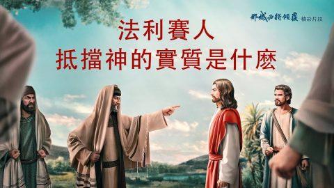 法利賽人抵擋神的實質是什麼?