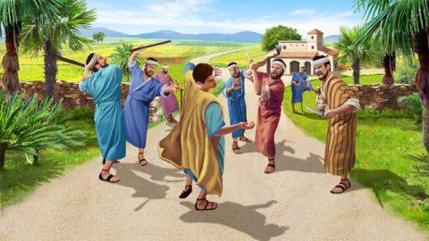 主耶穌的比喻-凶惡園戶的比喻