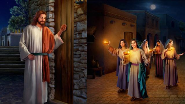 主來叩門,我們該如何迎接?