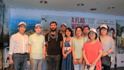 迎接世界难民日 举办第三届难民电影节