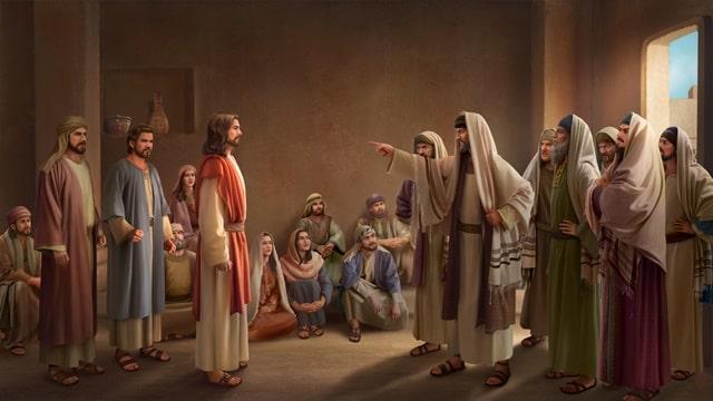 法利賽人為什麼抵擋主耶穌
