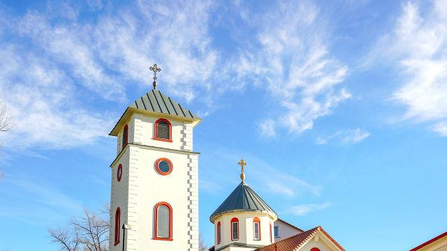 十字架,教堂