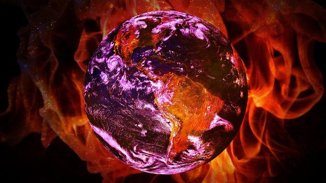 全球災難頻發