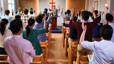 基督徒,禱告