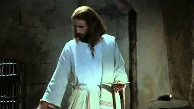 最後的晚餐 耶穌電影