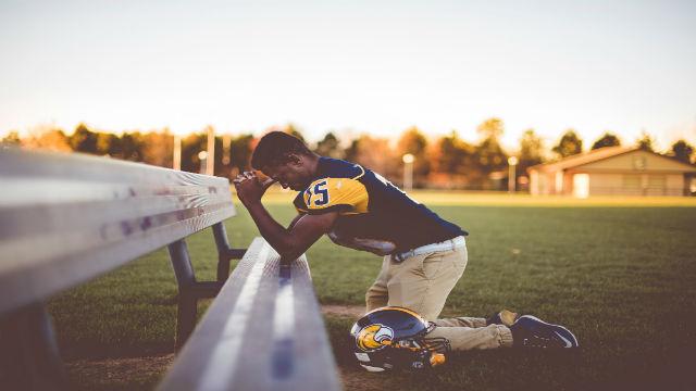 禱告-與神相交