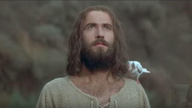 耶穌受洗 耶穌電影