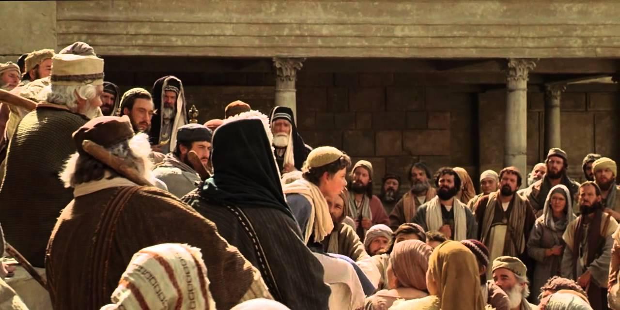 耶穌童年,耶穌電影