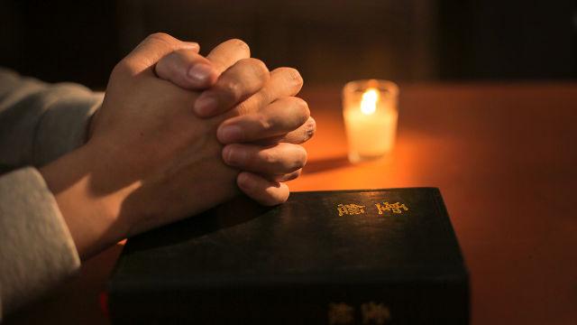 基督徒 禱告