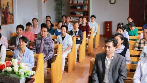 教會,聚會