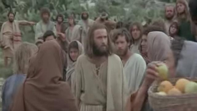 山上寶訓 耶穌電影