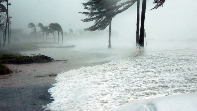 水災中看到神的保守