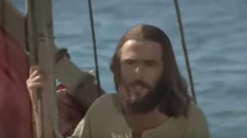 法利賽人和稅吏的比喻-耶穌電影