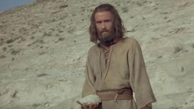 耶穌受試探 耶穌電影