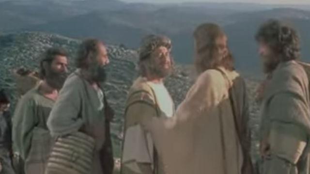 耶穌揀選十二門徒-耶穌電影