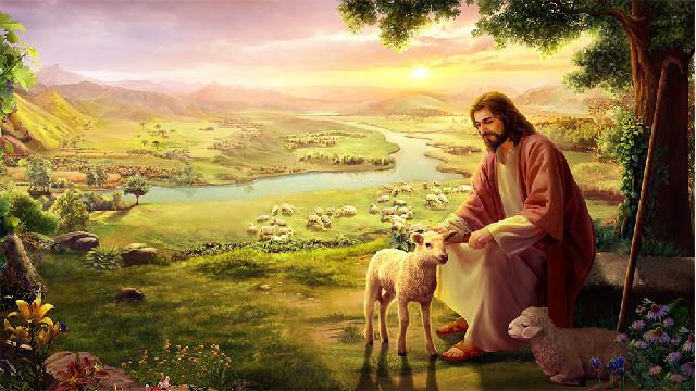 耶穌,牧人