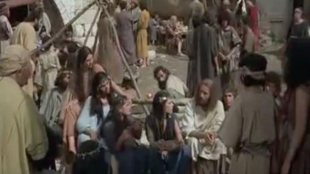 耶穌的比喻-芥菜種子-耶穌電影