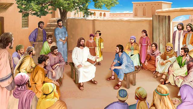 主耶穌的形象,主耶穌的作工,奧秘
