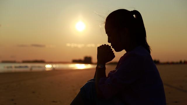 信心,禱告
