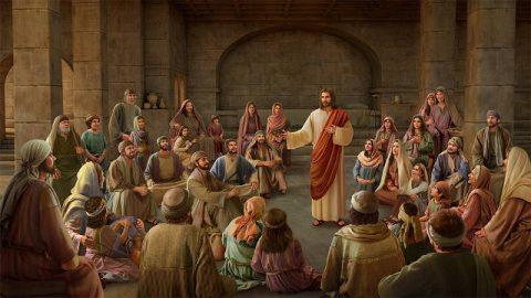 主耶穌,悔改的道