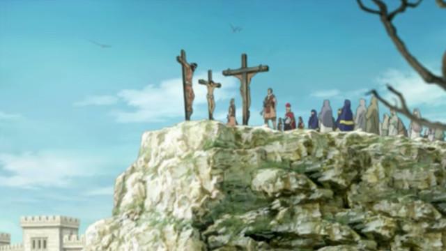 耶穌釘十字架