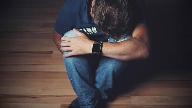 抑鬱症,依靠神