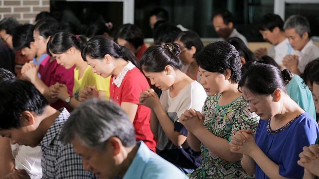 禱告,聚會