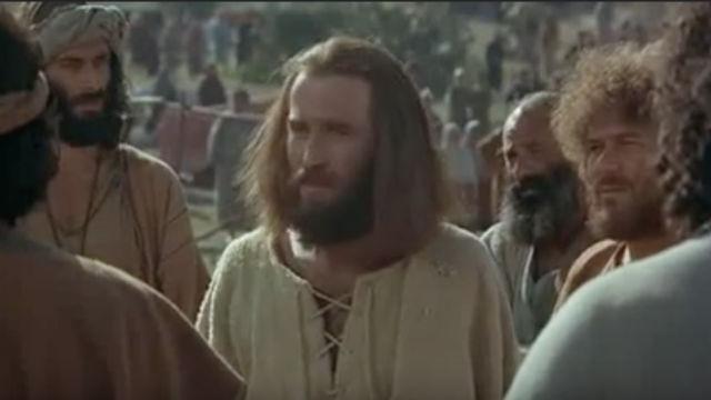 耶穌論福 耶穌電影