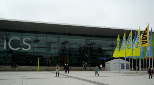 斯圖加特的國際會議中心