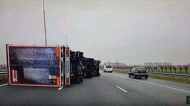 最強暴風襲擊歐洲