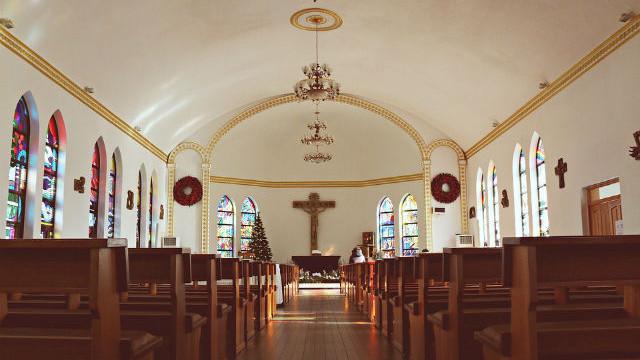 教堂,天主教