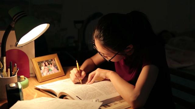 學習,做功課