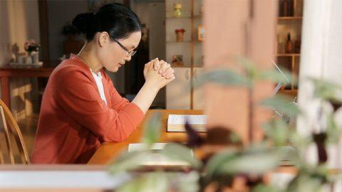禱告,交托
