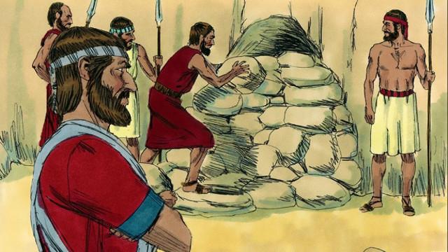 約書亞擊敗五王