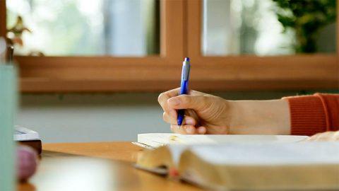 基督徒寫信