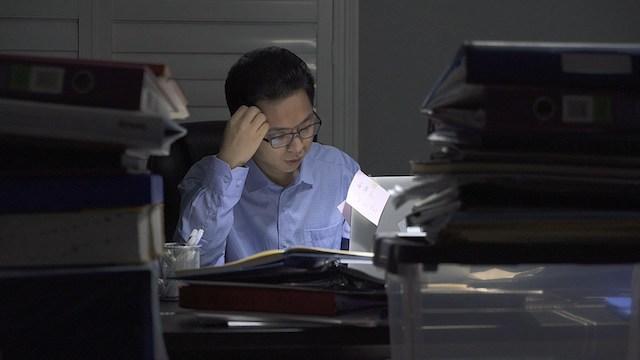 工作壓力,文件